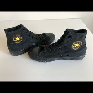 Converse Shoes - Black Converse Sneakers